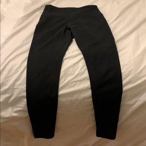 Pants - Zella solid black high waisted legging